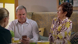 Xanthe Canning, Karl Kennedy, Susan Kennedy in Neighbours Episode 7786