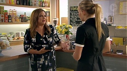 Terese Willis, Xanthe Canning in Neighbours Episode 7786