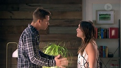 Mark Brennan, Paige Novak in Neighbours Episode 7786