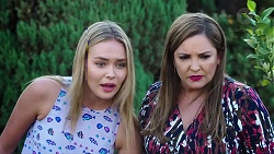 Xanthe Canning, Terese Willis in Neighbours Episode 7787