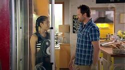 Yashvi Rebecchi, Shane Rebecchi in Neighbours Episode 7787