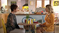 Susan Kennedy, Izzy Hoyland in Neighbours Episode 7787