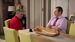 Karl Kennedy, Toadie Rebecchi in Neighbours Episode 7787