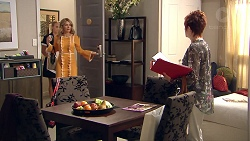 Xanthe Canning, Izzy Hoyland, Susan Kennedy in Neighbours Episode 7787