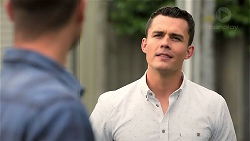 Mark Brennan, Jack Callaghan in Neighbours Episode 7788