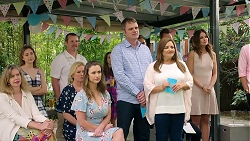 Piper Willis, Toadie Rebecchi, Lauren Turner, Amy Williams, Gary Canning, Terese Willis, Elly Conway in Neighbours Episode 7789