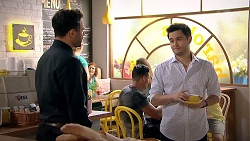 Rafael Humphreys, David Tanaka in Neighbours Episode 7789