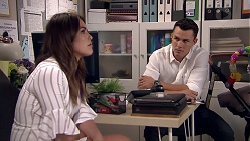 Paige Novak, Jack Callaghan in Neighbours Episode 7789