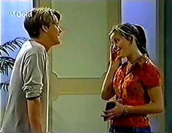Billy Kennedy, Anne Wilkinson in Neighbours Episode 2772