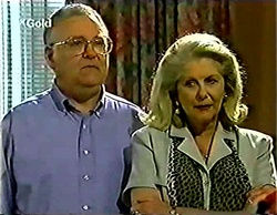 Harold Bishop, Madge Bishop in Neighbours Episode 2772