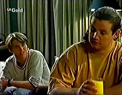 Billy Kennedy, Toadie Rebecchi in Neighbours Episode 2772