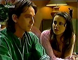 Darren Stark, Libby Kennedy in Neighbours Episode 2773