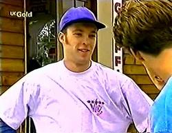 Attendant, Billy Kennedy in Neighbours Episode 2773