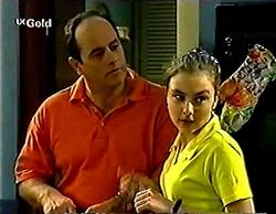 Philip Martin, Debbie Martin in Neighbours Episode 2774