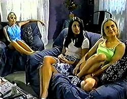 Joanna Hartman, Sarah Beaumont, Catherine O