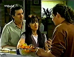 Karl Kennedy, Susan Kennedy, Toadie Rebecchi in Neighbours Episode 2774