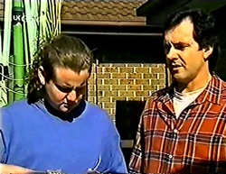 Toadie Rebecchi, Karl Kennedy in Neighbours Episode 2775