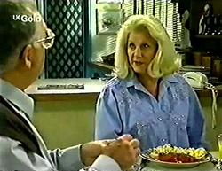 Harold Bishop, Madge Bishop in Neighbours Episode 2775