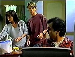 Susan Kennedy, Billy Kennedy, Karl Kennedy in Neighbours Episode 2775