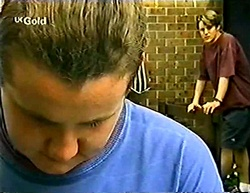 Toadie Rebecchi, Billy Kennedy in Neighbours Episode 2775