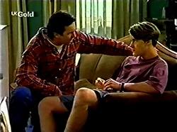 Karl Kennedy, Billy Kennedy in Neighbours Episode 2776