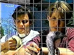 Malcolm Kennedy, Billy Kennedy, Murray in Neighbours Episode 2776