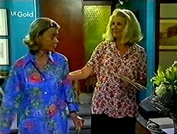 Helen Daniels, Madge Bishop in Neighbours Episode 2783