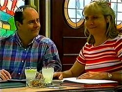 Philip Martin, Ruth Wilkinson in Neighbours Episode 2783