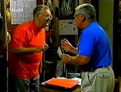 Harold Bishop, Lou Carpenter in Neighbours Episode 2783