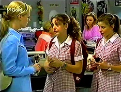 Lisa Elliot, Hannah Martin, Anne Wilkinson in Neighbours Episode 2784