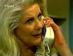 Madge Bishop in Neighbours Episode 2784