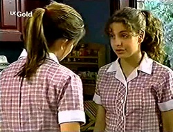 Anne Wilkinson, Hannah Martin in Neighbours Episode 2785