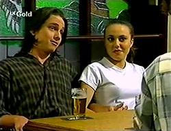 Darren Stark, Libby Kennedy in Neighbours Episode 2785