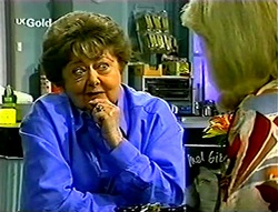 Marlene Kratz, Madge Bishop in Neighbours Episode 2785