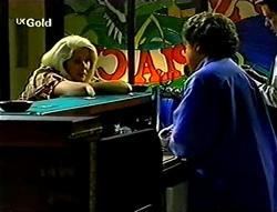 Madge Bishop, Marlene Kratz in Neighbours Episode 2786