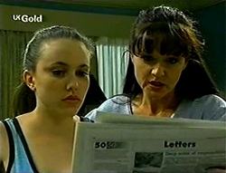 Libby Kennedy, Susan Kennedy in Neighbours Episode 2786
