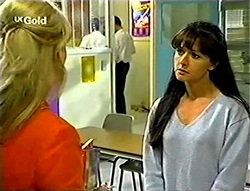 Lisa Elliot, Susan Kennedy in Neighbours Episode 2786