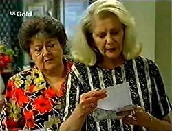 Marlene Kratz, Madge Bishop in Neighbours Episode 2786