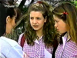 Susan Kennedy, Hannah Martin, Anne Wilkinson in Neighbours Episode 2786