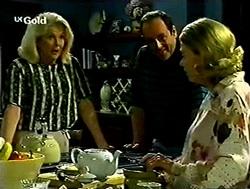 Madge Bishop, Philip Martin, Helen Daniels in Neighbours Episode 2787