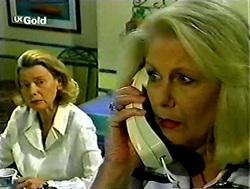 Helen Daniels, Madge Bishop in Neighbours Episode 2787