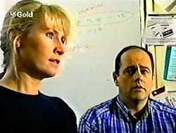 Ruth Wilkinson, Philip Martin in Neighbours Episode 2787