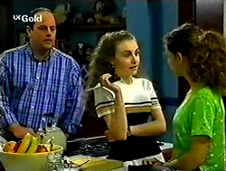Philip Martin, Debbie Martin, Hannah Martin in Neighbours Episode 2788