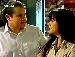 Toadie Rebecchi, Susan Kennedy in Neighbours Episode 2788