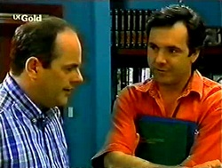 Philip Martin, Karl Kennedy in Neighbours Episode 2788