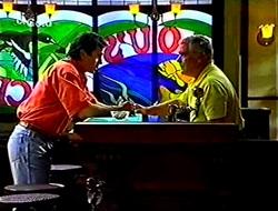 Karl Kennedy, Lou Carpenter in Neighbours Episode 2789