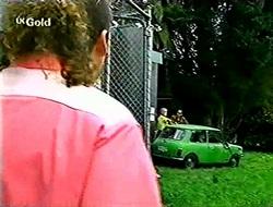 Toadie Rebecchi, Lou Carpenter, Barry (1997) in Neighbours Episode 2789
