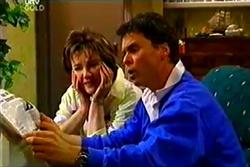 Lyn Scully, Joe Scully in Neighbours Episode 3638