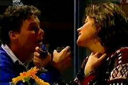Joe Scully, Lyn Scully in Neighbours Episode 3638