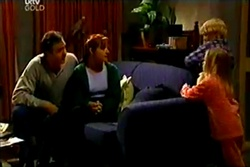 Karl Kennedy, Dahl, Susan Kennedy, Leo Hancock, Emily Hancock in Neighbours Episode 3638